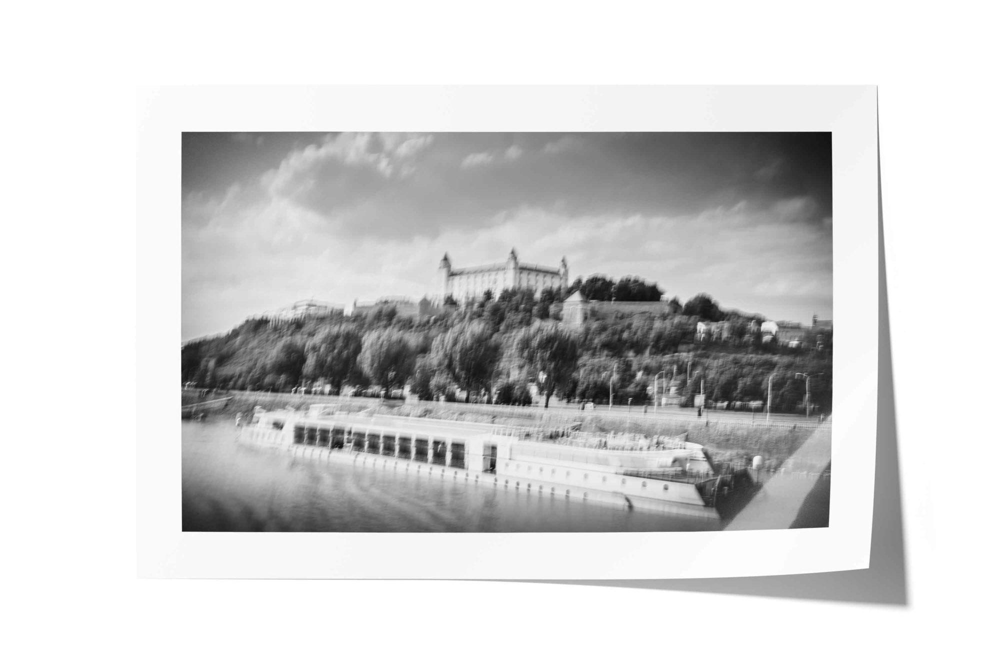 Bratislavsky hrad, Bratislava Castle, Dunaj, Danube river, Bratislava, Pressburg, Pozsony, Slovakia, Slovak Republic