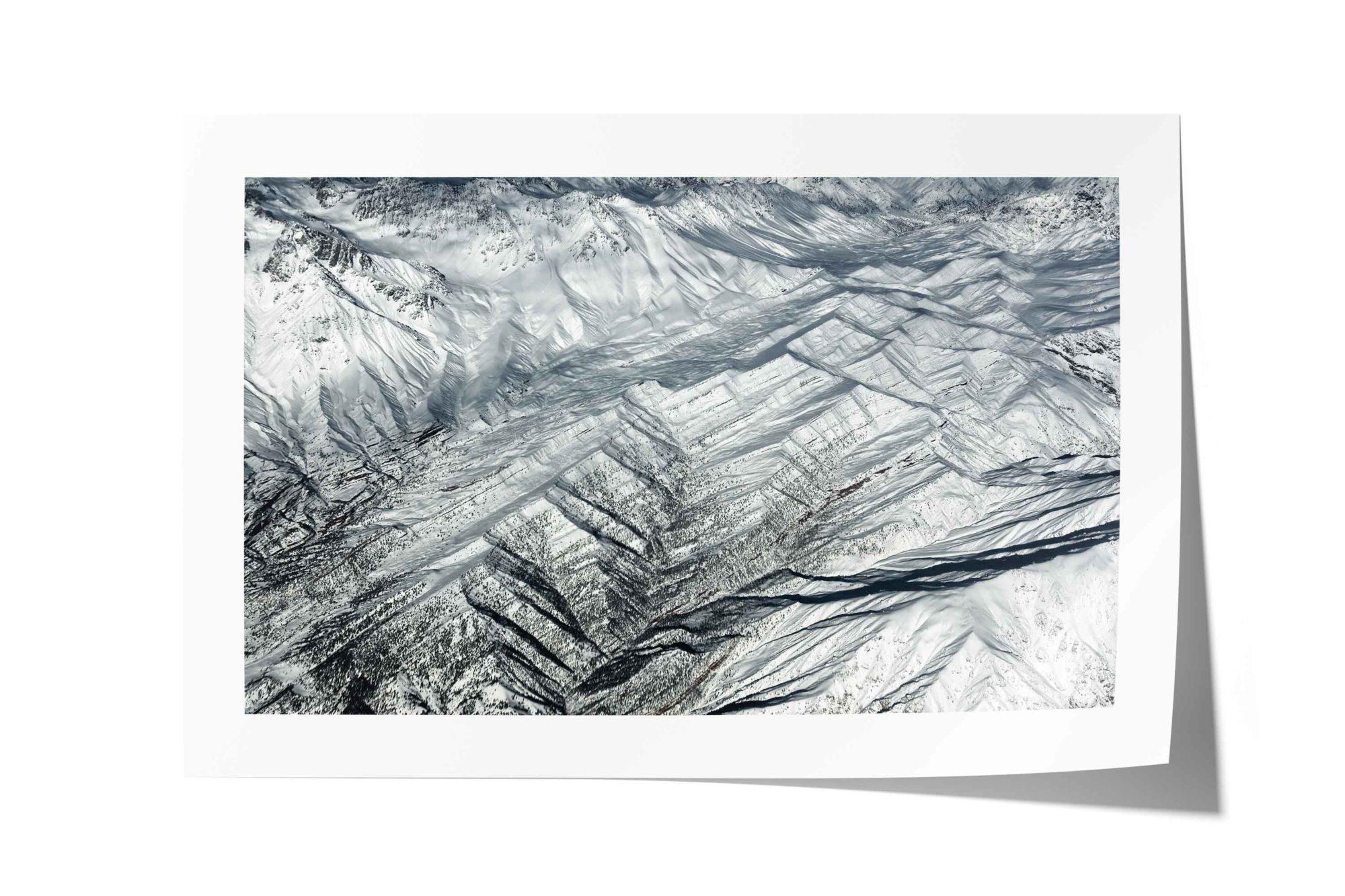 Zaravshan Mountain Range